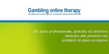 Gambling online therapy