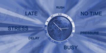 Non ho mai tempo: che stress!
